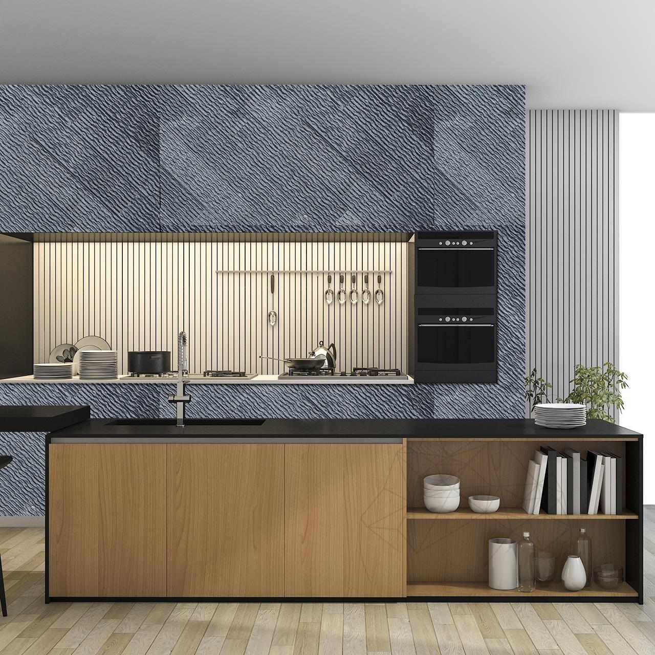 Natural Stone Panels Iris Marble Wall Cladding Panel 15 X 60 Cm Piatraonline Com