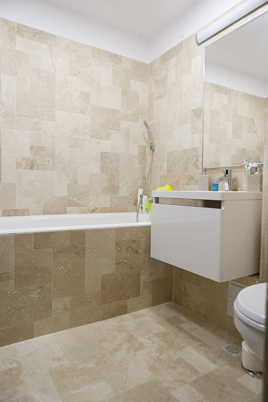 Keep In Mind That Travertine Fits Perfect Both Houses And Apartments Regardless Of The Project S Dimensions Less Generous Es Smaller