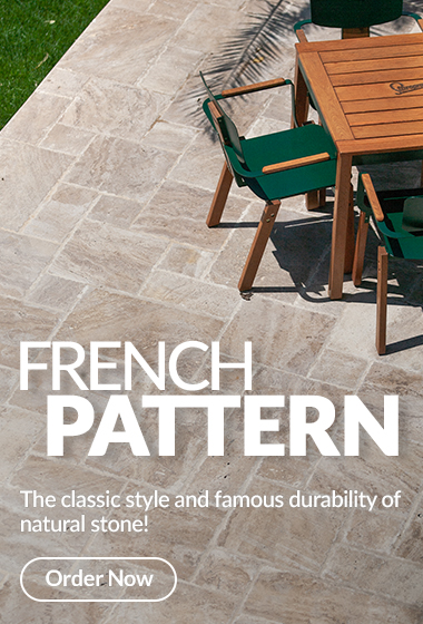 The classic FRENCH PATTERN