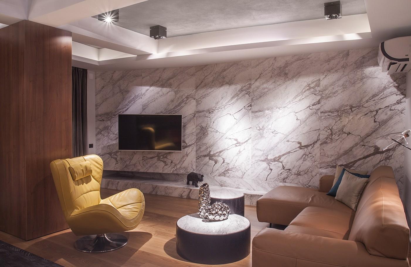 Modern minimalist living rooms - PIATRAONLINE.com