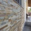 Bronze Quartzite Wall Cladding Panel 15 x 60 cm 20
