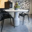Volakas Marble - Moon Dining Table 0