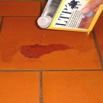 how to get grease stain out of polyester and modal