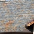 Multicolored Riven Chiseled Edge Slate 15 x 30 cm Roof Claddings 1 square