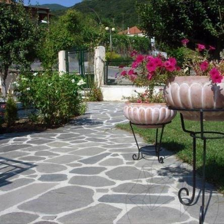 Kavala polygonal Slate - Patio flagstone slabs