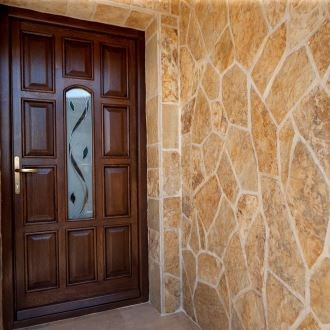 Macedonia Cream Polygonal Limestone