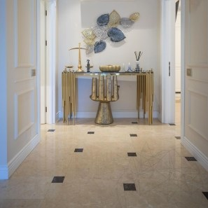 Crema Royal  Polished Marble 60 x 30 x 1.7 cm