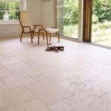 Sunny Dream Tumbled French Pattern Marble 1.2 cm - Stock Clearance