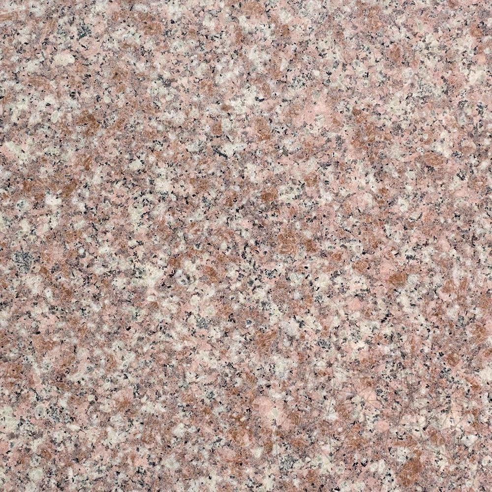 Peach Red Flamed Granite 60 x 30 x 1 cm
