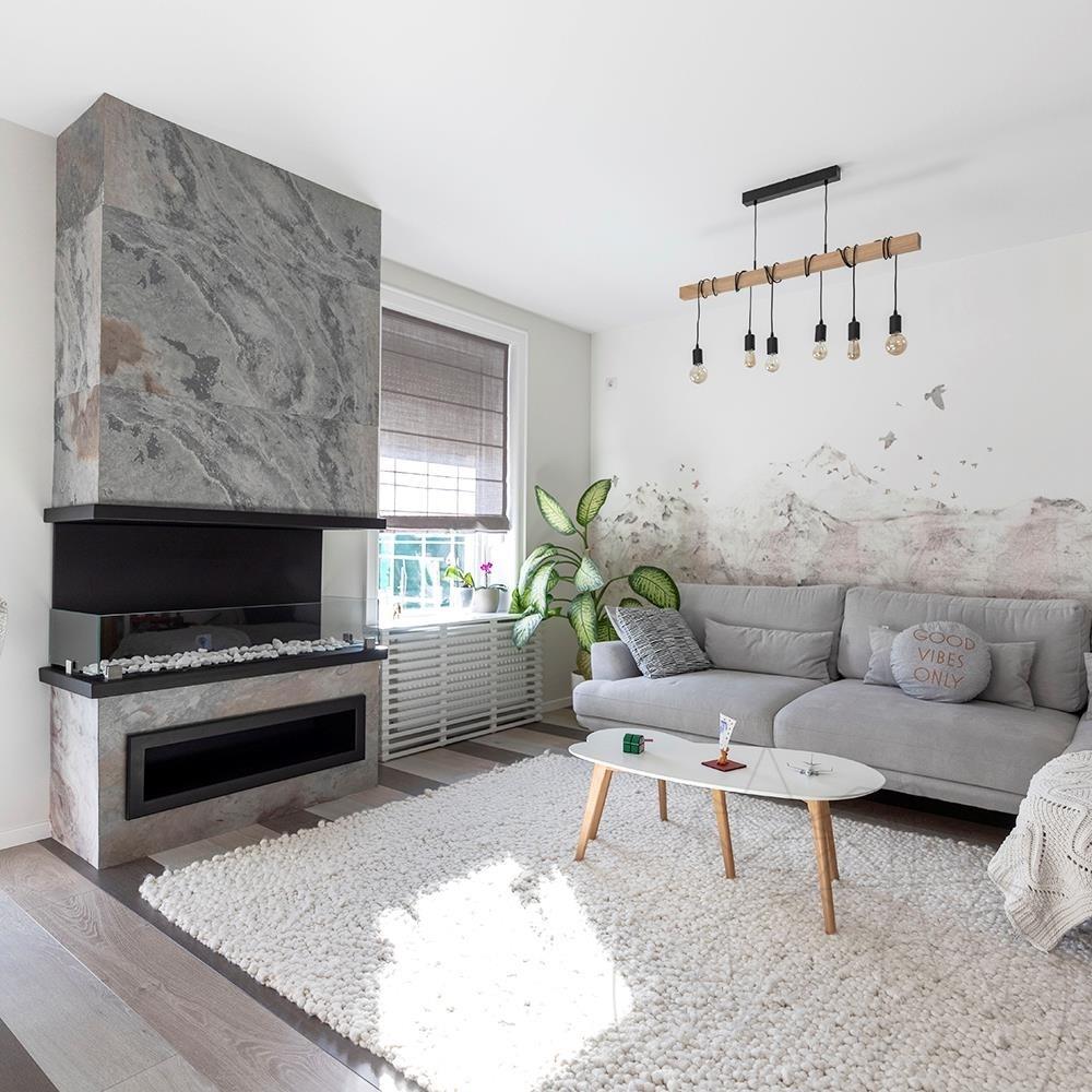 SKIN Flexible Slate - Autumn White 122 x 61 cm