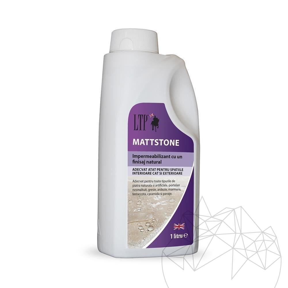 LTP Mattstone - Profesional natural stone sealer (strong protection & natural finish)