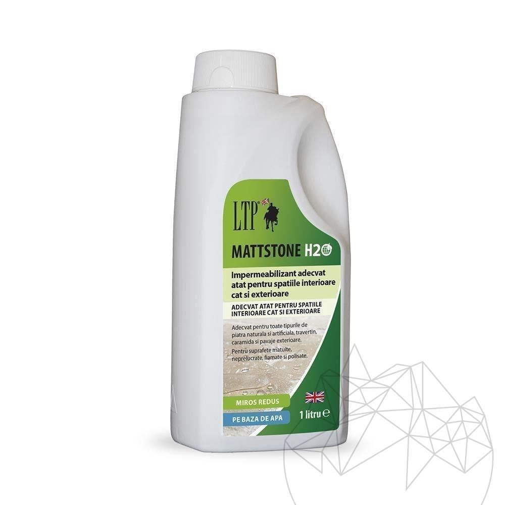 LTP Mattstone H20 - Profesional ECO sealant for natural stone (neutral water based sealer) title=LTP Mattstone H20 - Profesional ECO sealant for natural stone (neutral water based sealer)