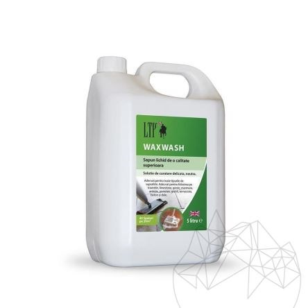 LTP Waxwash - Professional cleaner for delicate surfaces (superior quality and protection)