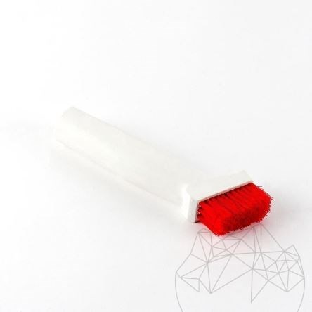 LTP Claw Red Brushed - Perfect for difficult corners or grout joints