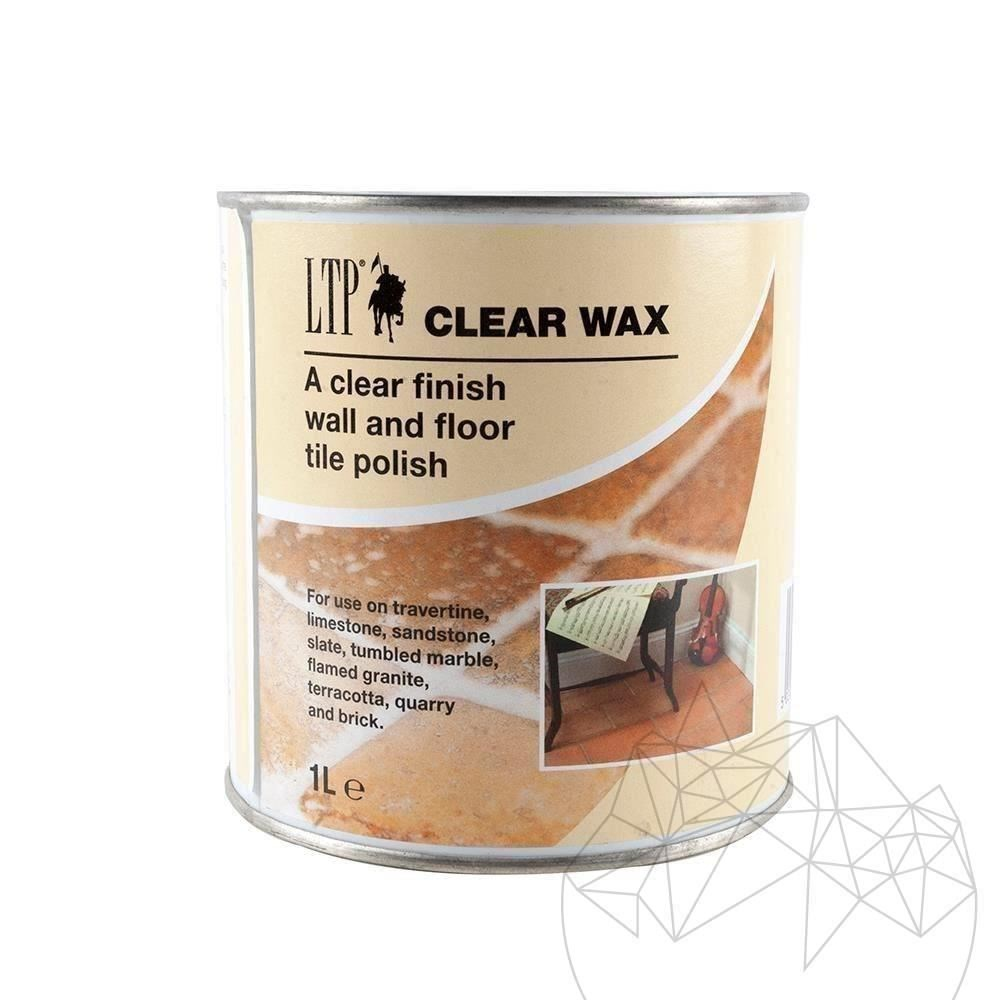 LTP Clearwax - Neutral wax for polished natural stone (marble, granite, travertine etc.) title=LTP Clearwax - Neutral wax for polished natural stone (marble, granite, travertine etc.)
