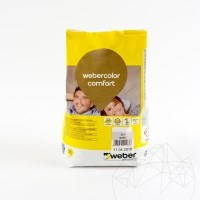Weber Color Comfort - Flexible wall & floor grout 2 KG -