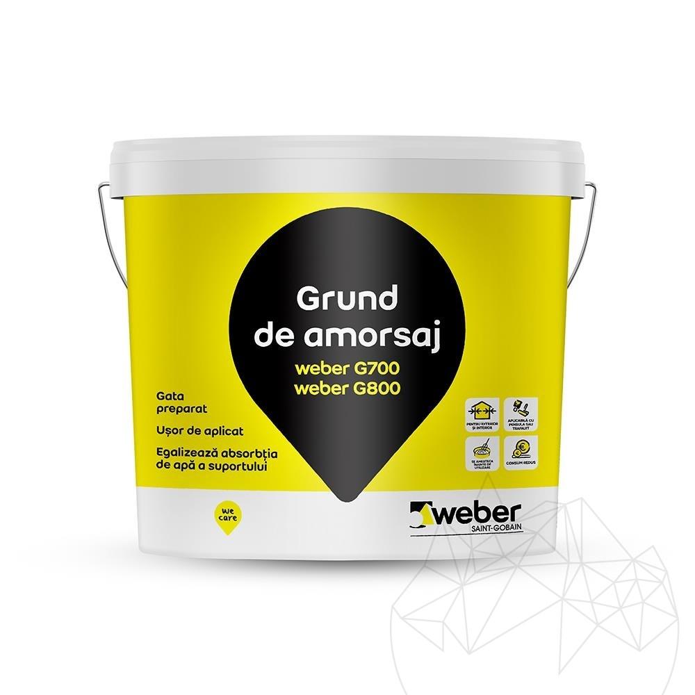 Grund de amorsaj - Weber G700 -20 KG title=Grund de amorsaj - Weber G700 -20 KG