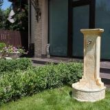 Fontana Erice F 24A - Free standing Water Fountain - Cream finishing