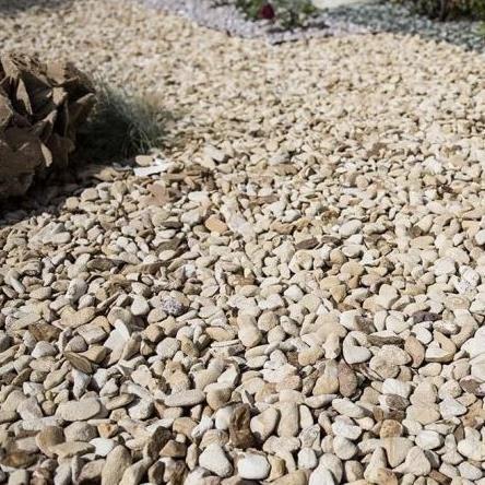 Mandras Sandstone Pebble 2-4 cm Bag 20 KG title=Mandras Sandstone Pebble 2-4 cm Bag 20 KG