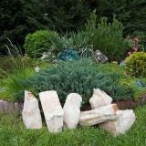 Honey Onyx Decorative Garden Stone KG