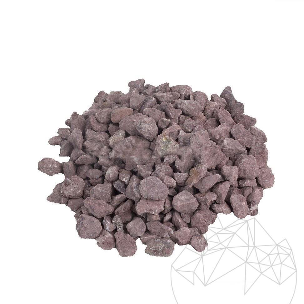 Red Atlas Marble Gravel 8-16 mm KG
