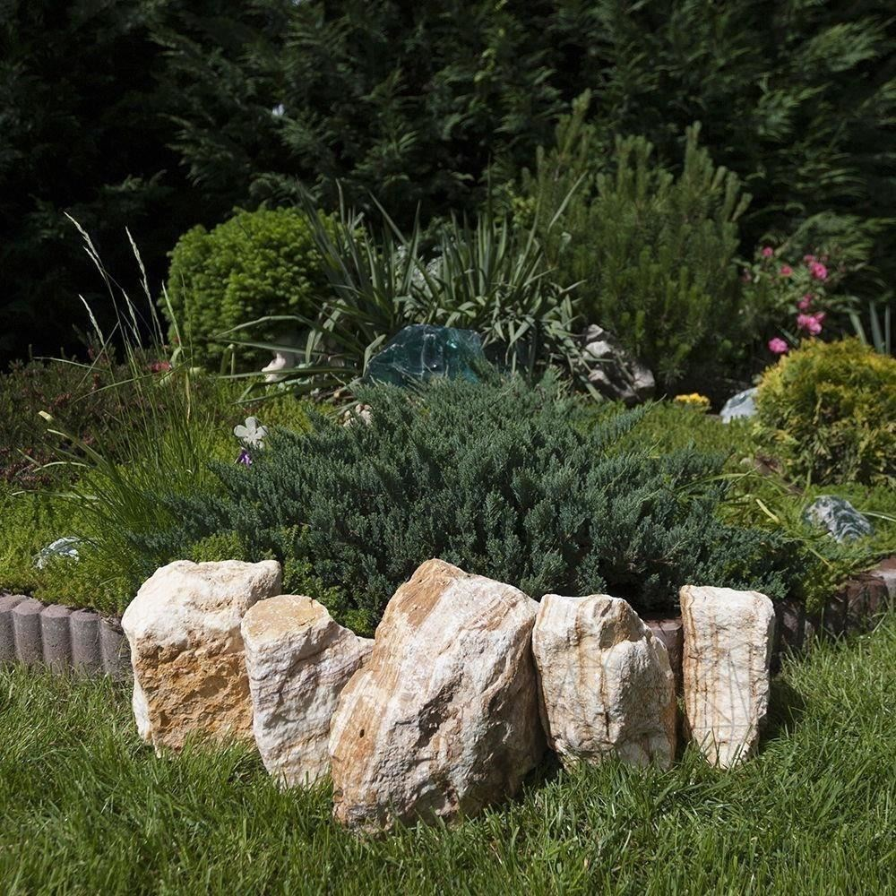 Stripe Slate Decorative Garden Stone KG