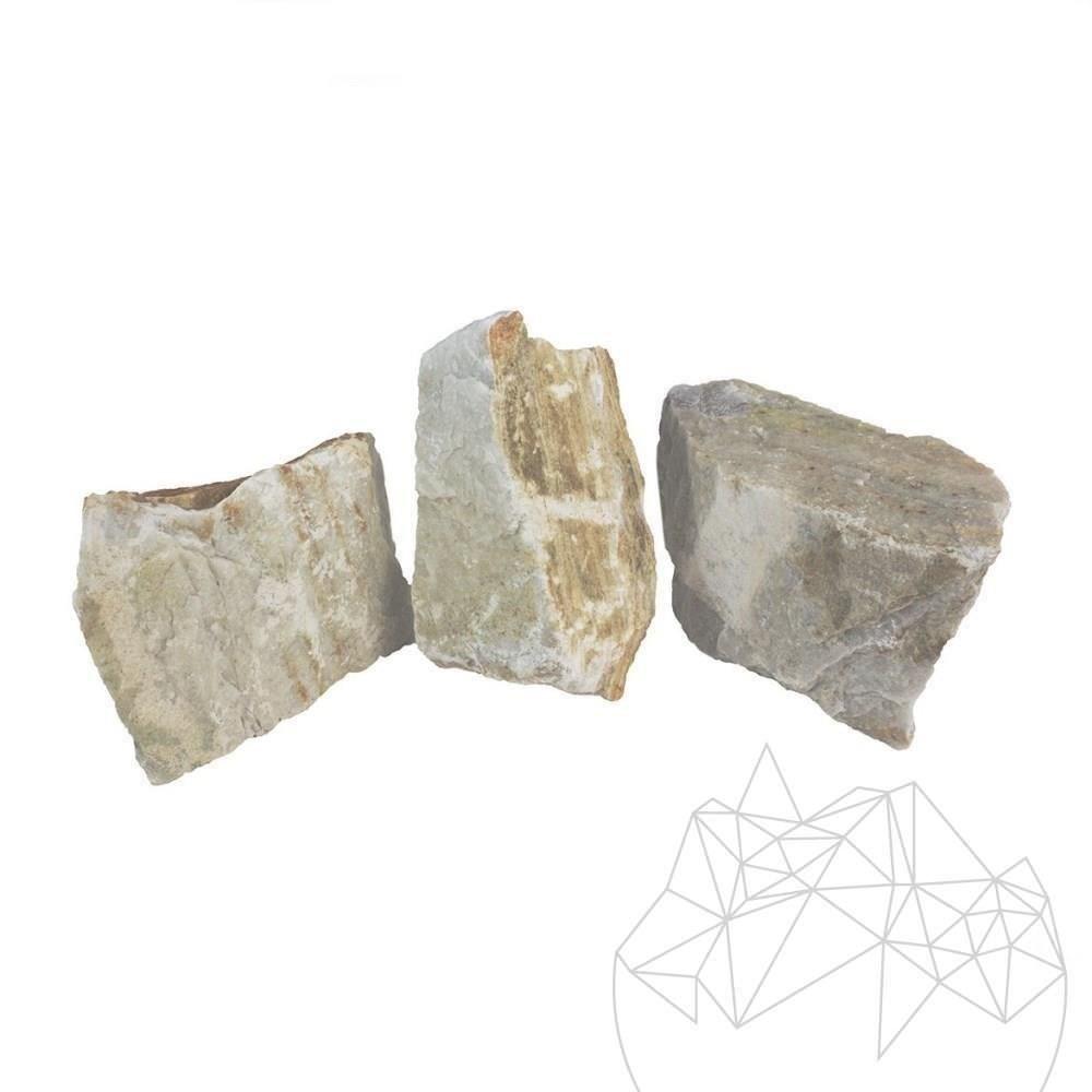 Riviera Quartzite Decorative Garden Stone KG( 128275)