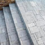 Kavala French Pattern Riven Slate 4-5 cm