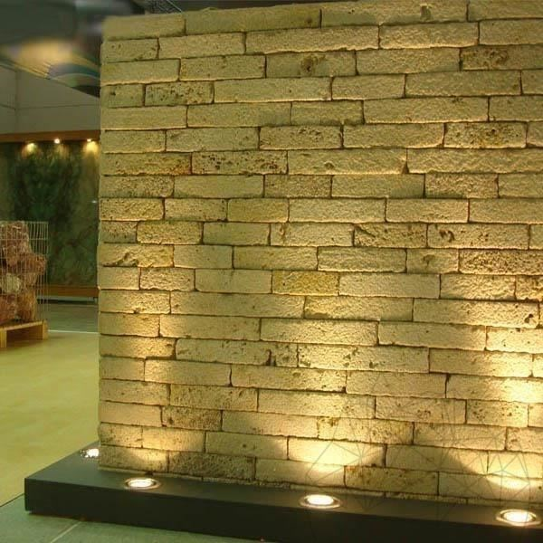Airon Bush Hammered Travertine 5 cm x FL - Stock Clearance
