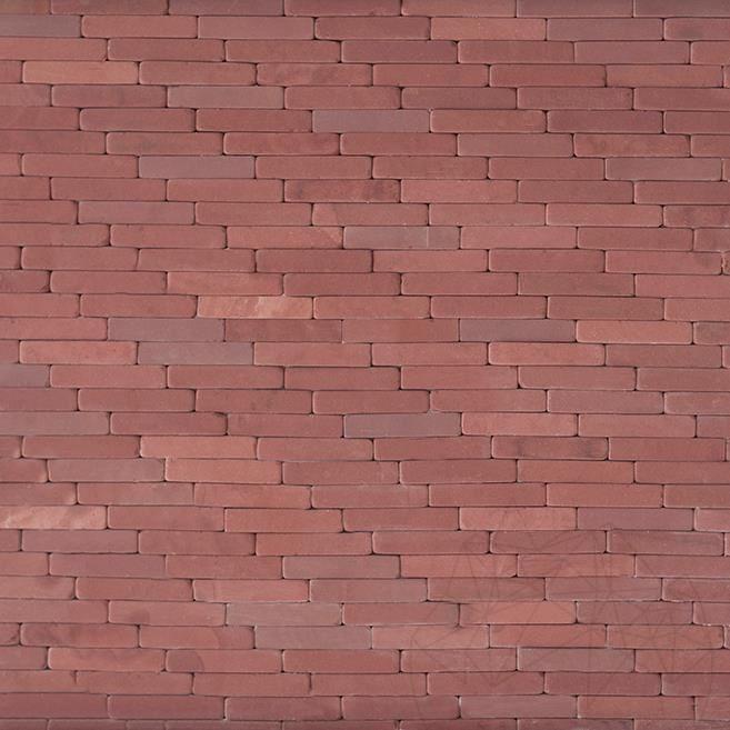 Fileti Tumbled Agra Red Sandstone 4 x 20 x 1 cm
