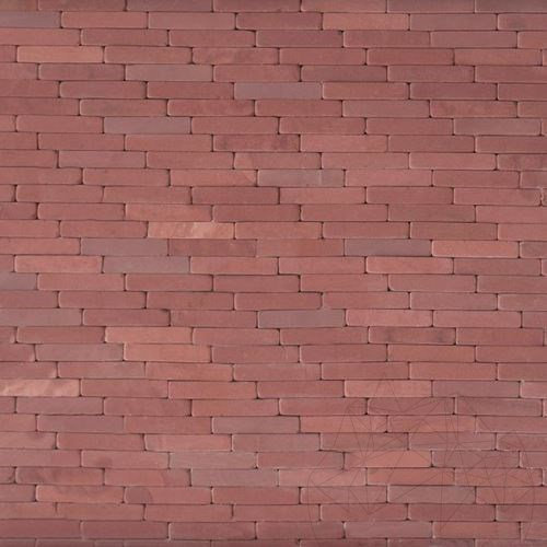 Fileti Tumbled Agra Red Sandstone 4 x 20 x 1 cm