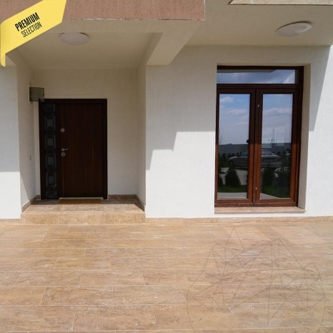 Latte Brushed Travertine 61 x 30.5 x 3 cm