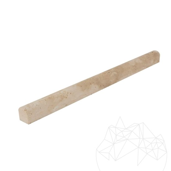 Classic Travertine M1 Moulding 2 x 30.5 cm