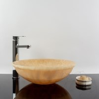 Bathroom sink - Honey Onyx RS-31 42 x 14 cm