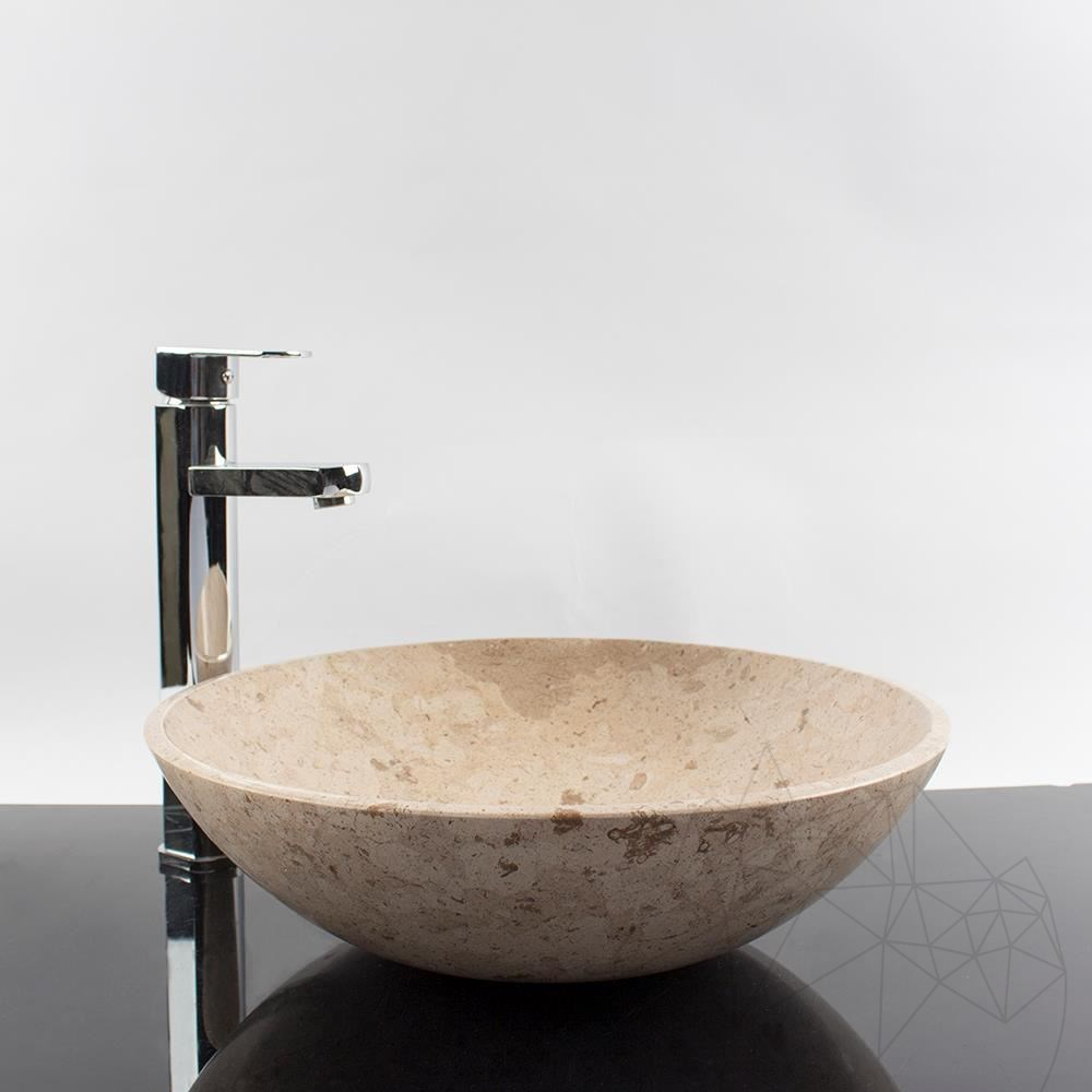 Bathroom Sink - Sunny Dream Marble 42 x 12,5 cm