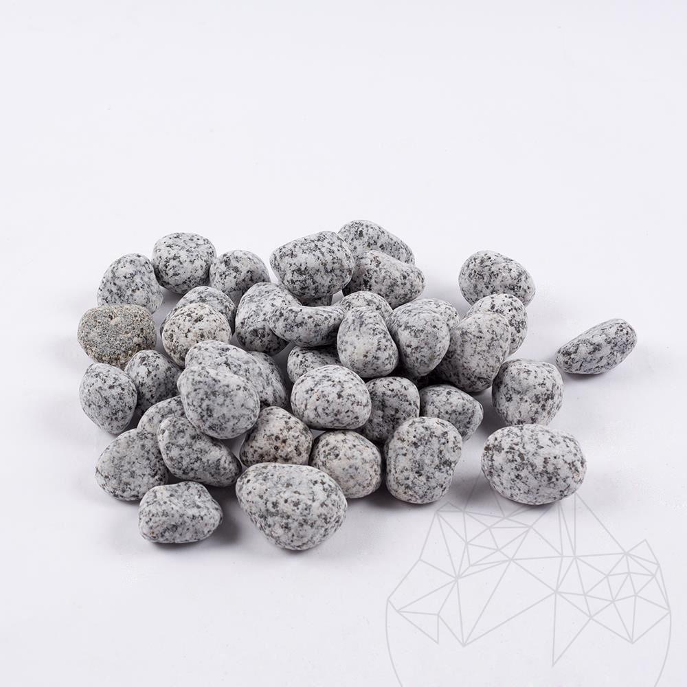 Rock Star Grey Granite Pebble Bag 25 KG
