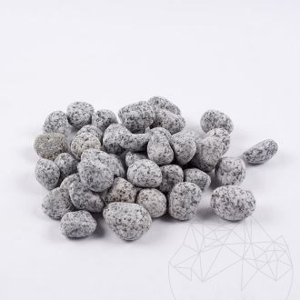 Rock Star Grey Granite Pebble Bag 25 KG