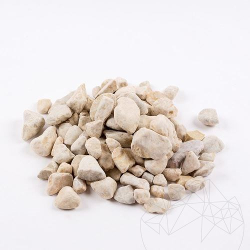 Desert Yellow Pebble Bag 25 KG