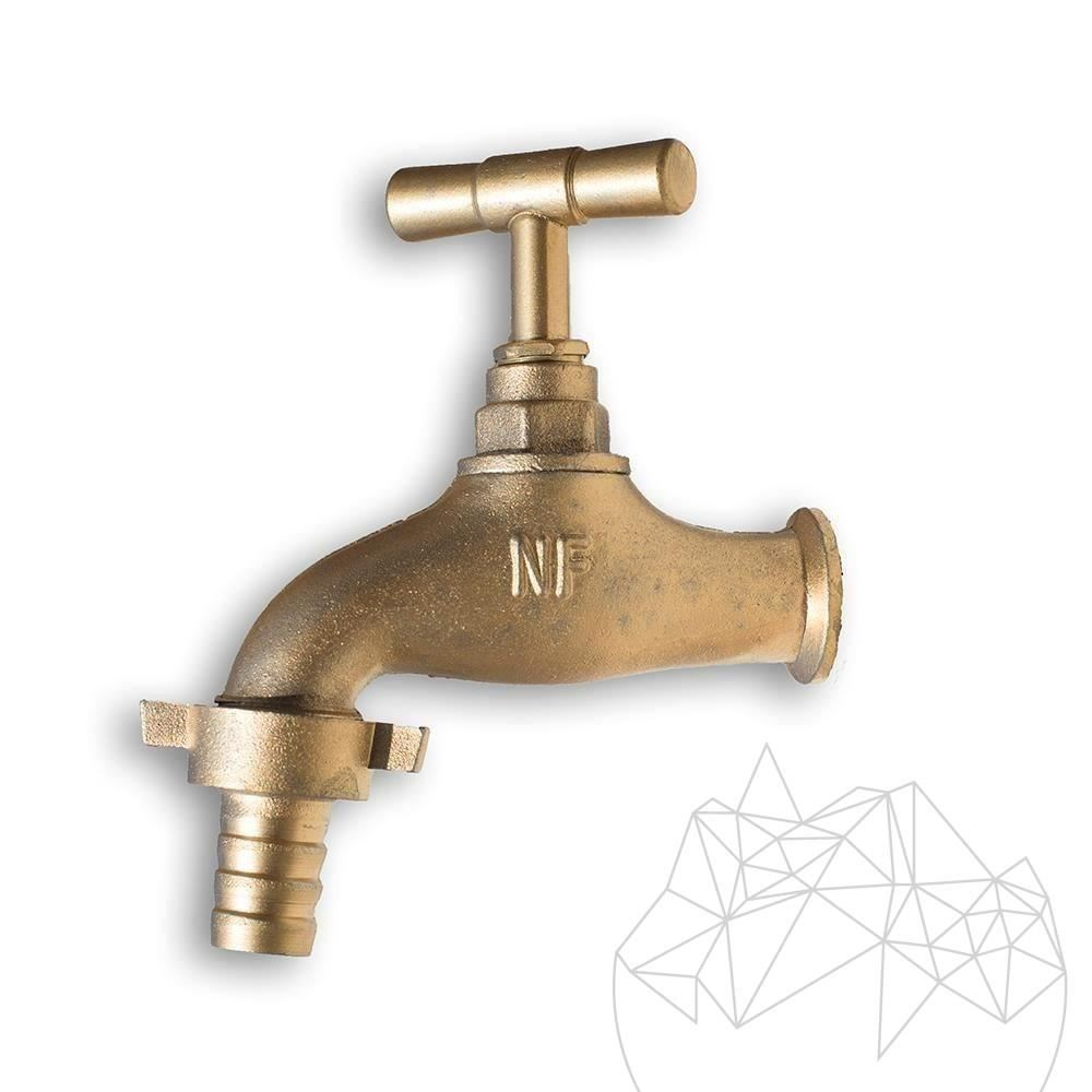 """""""Classic Garden water fountain tap"""