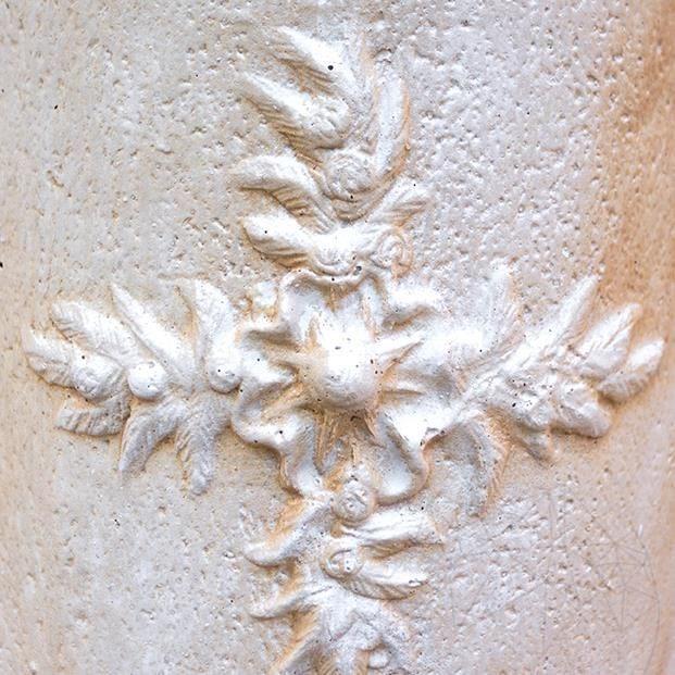 Fontana Briona F 18 - Garden Water Fountain - Cream finishing title=Fontana Briona F 18 - Garden Water Fountain - Cream finishing
