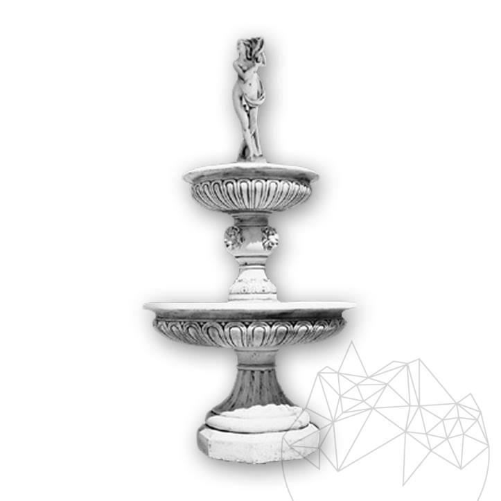 Fontana Regal F69 FB - Garden Water Fountain (no finish) title=Fontana Regal F69 FB - Garden Water Fountain (no finish)