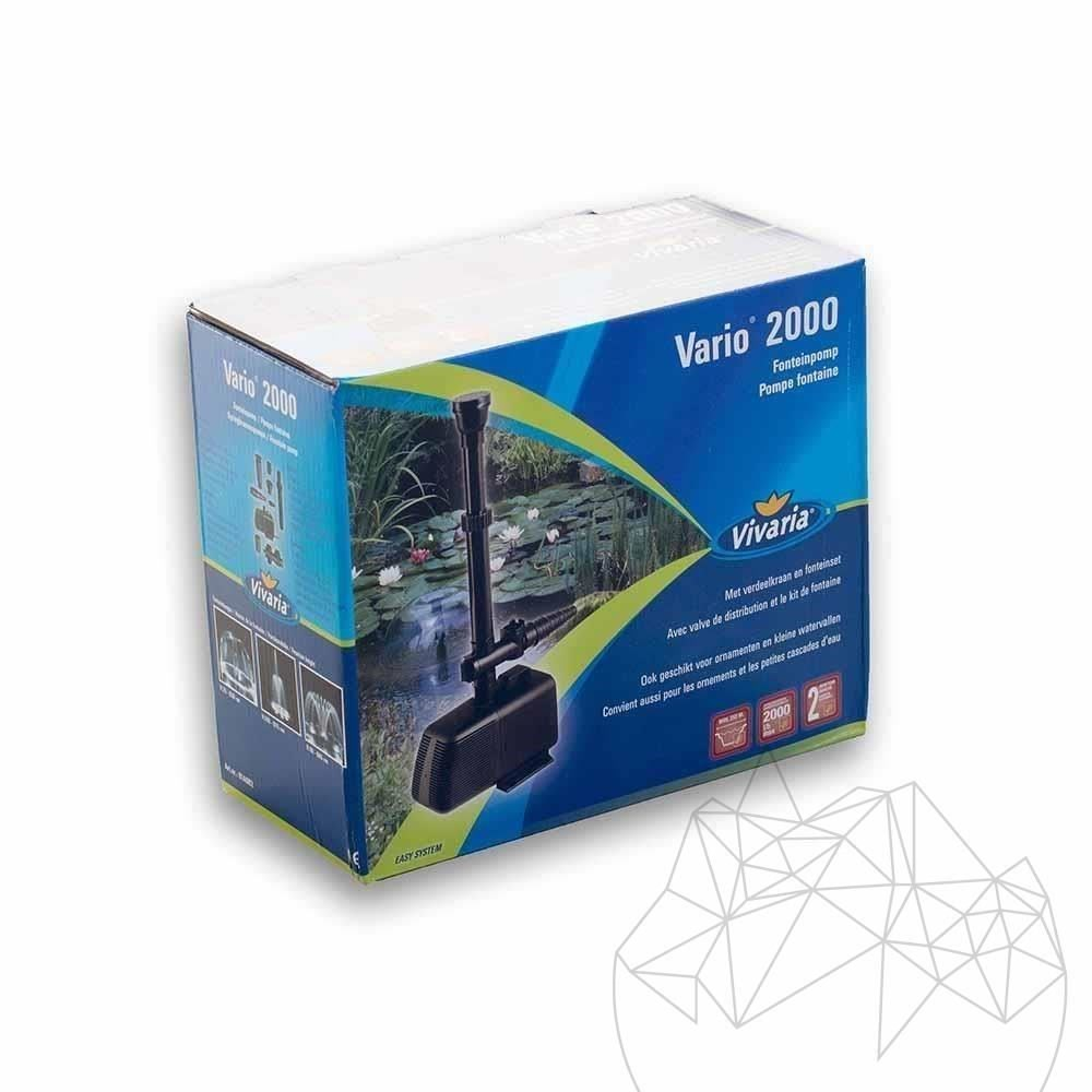 Vivaria Vario 2000 - Fountain Water Pump