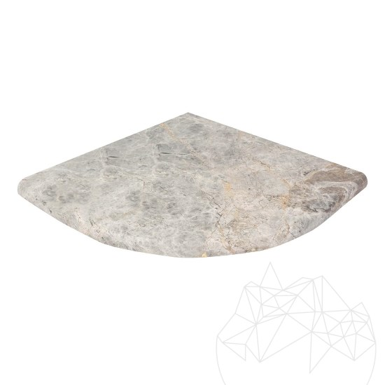 Volakas Marble Shower Shelves 2 cm
