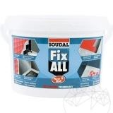 Soudal FIX ALL - SKIN flexible slate adhesive 4 KG