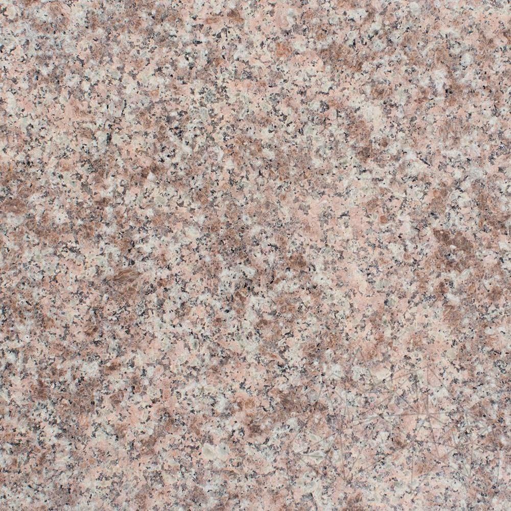 Peach Red Flamed Granite 60 x 30 x 3 cm title=Peach Red Flamed Granite 60 x 30 x 3 cm