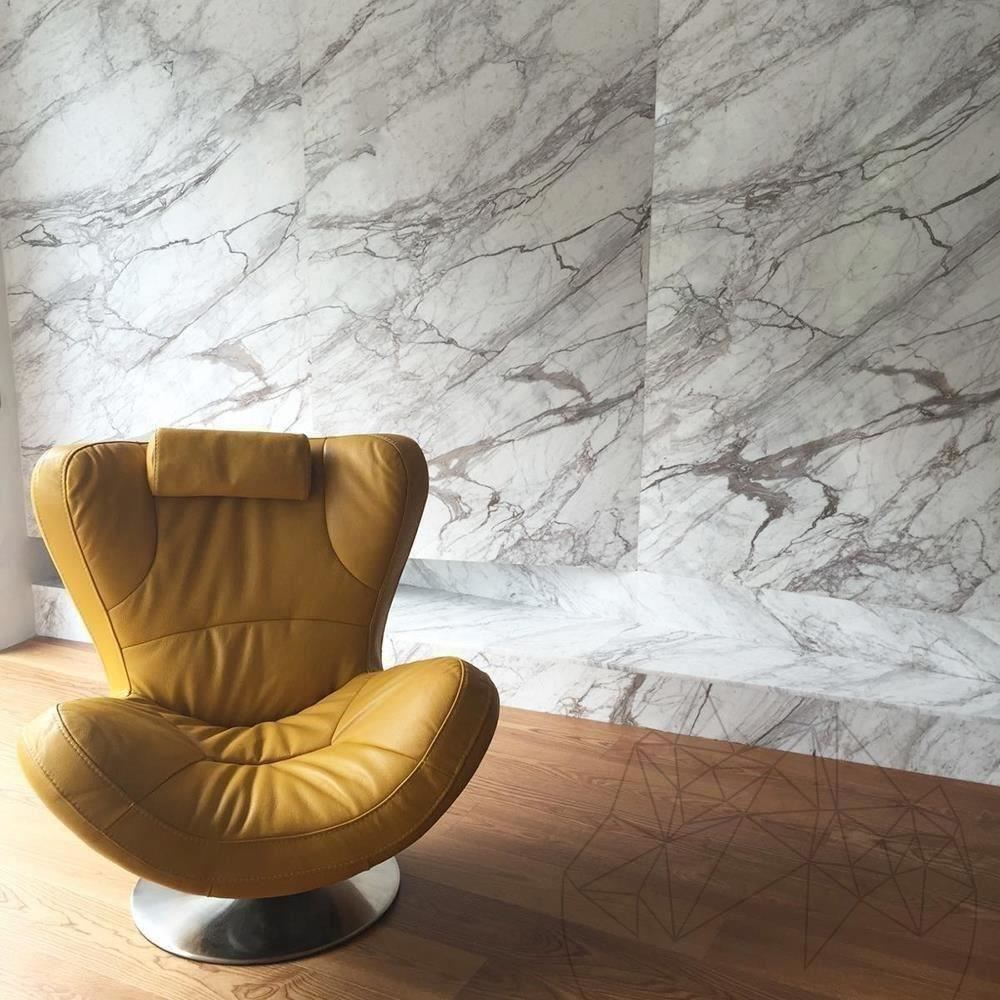 Calacatta Lucina Vein Polished Marble 60 x 30 x 2 cm - Stock Clearance