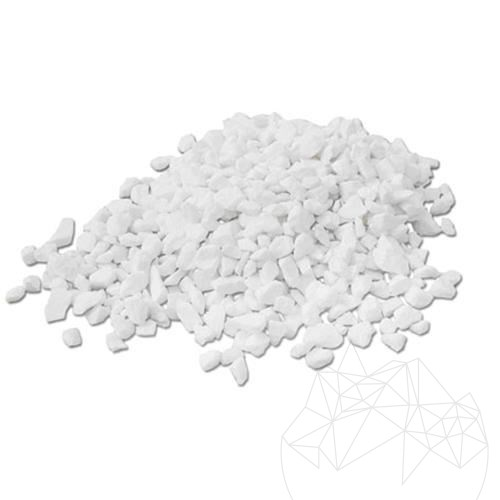 Thassos Marble Gravel 8-16 mm Bag 25kg
