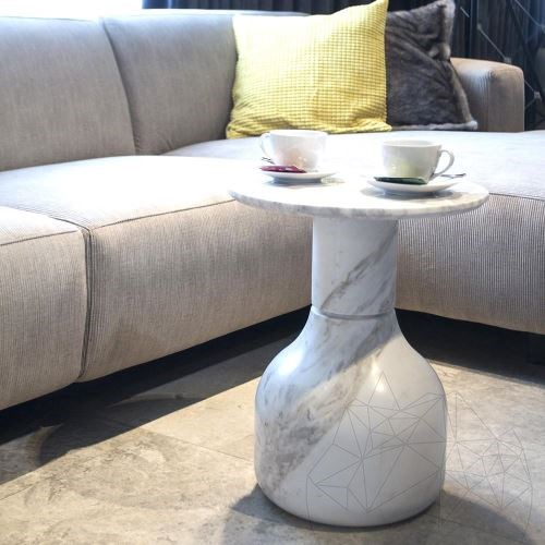 Volakas Marble - Moon Coffee Table