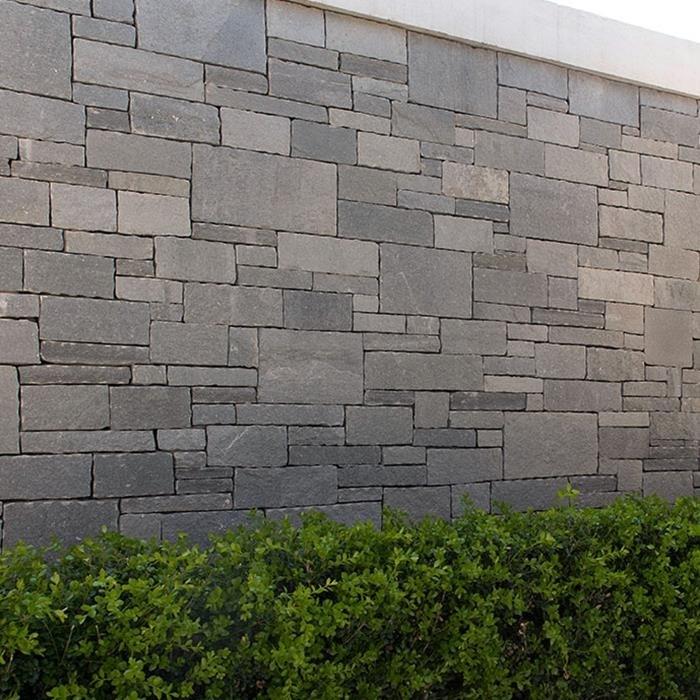 Kavala Roman Pattern Riven Slate 1.5-3 cm