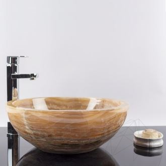 Bathroom Sink - Onyx  RS-5, 42 x 15 cm
